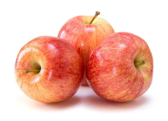 Gala Apples Organic x6