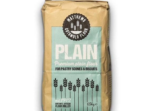 Premium Plain flour1.5kg