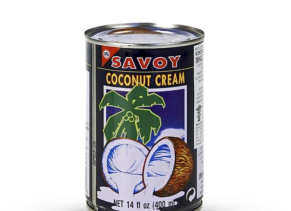 Savoy Coconut cream 165ml