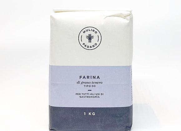 Mulino Padano Flour Italian 1kg