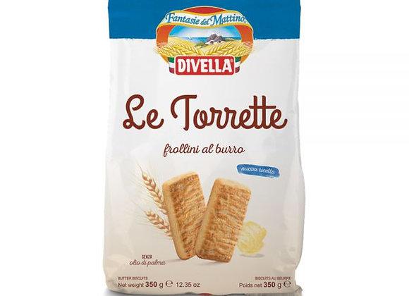 Biscuits Divella Le Torrette 400g