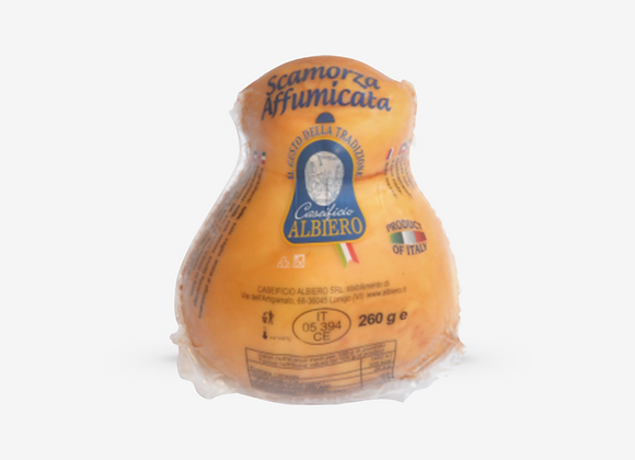 Scamorza Affumicata (Smoked Italian Cheese) 260g