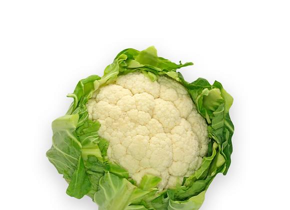 Organic Cauliflowers White