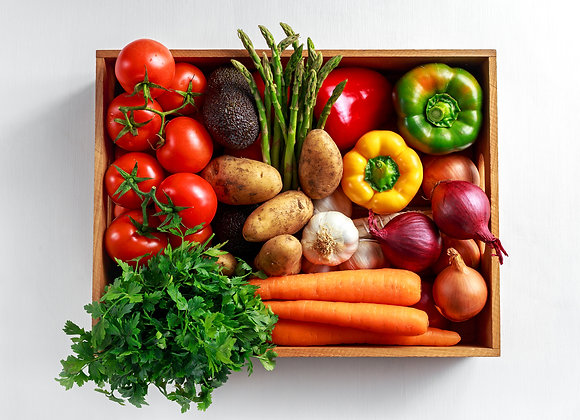 Mediterranean Vegetable Box