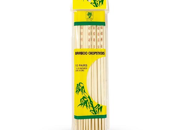 Bamboo Chopsticks 10 Pairs