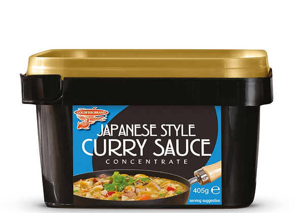 Goldfish Brand Japanese Style Curry Sauce