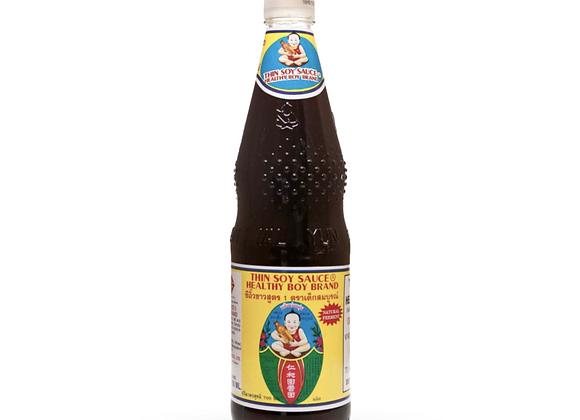 Thin Soy Sauce Healthy Boy Brand 700ml