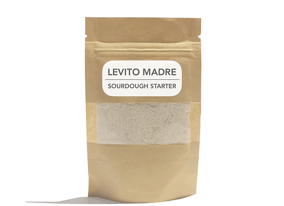 Levito Madre Sourdough Starter Dry Yeast 25g
