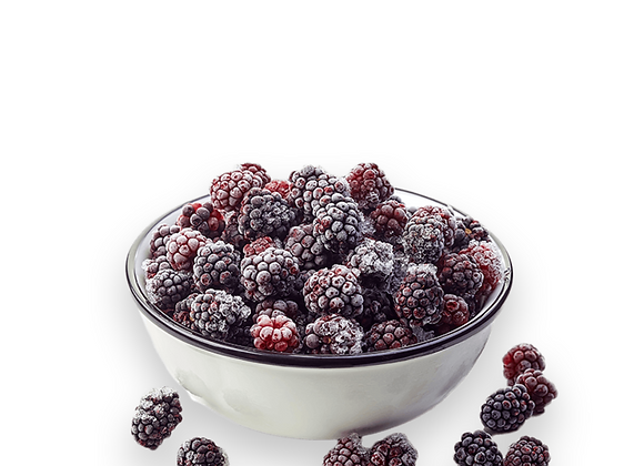 Blackberries Frozen