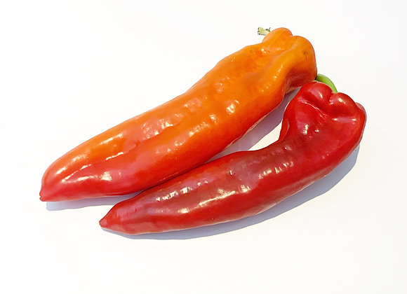 Sweet Pointed Peppers x 2