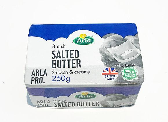 British Salted Butter 250g