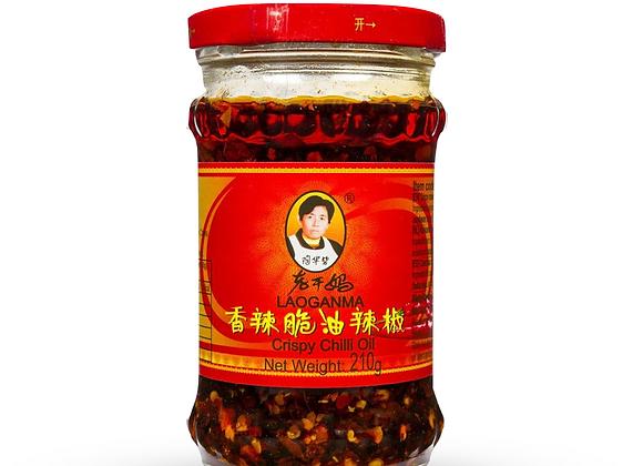 Lao Gan Ma Crispy Chilli In Oil
