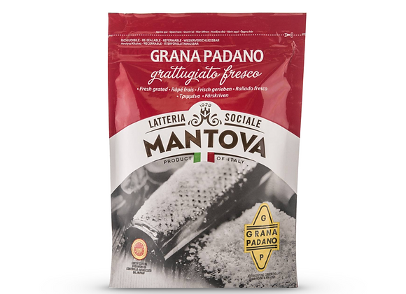 Grana Padano Grated DOP 100g