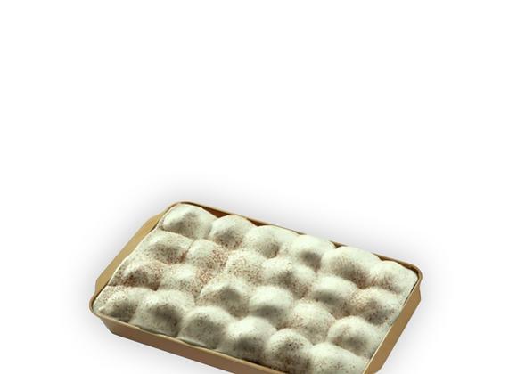Pistachio Profiteroles