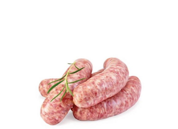 Italian Sausages Plain x 6