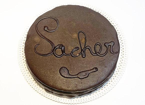 Sacher Chocolate Cake (family sized)