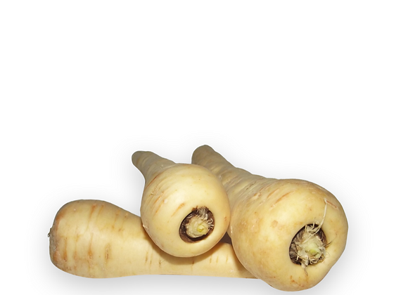 Parsnips Washed