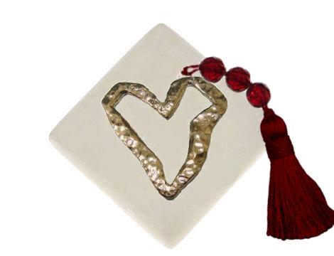 Πέτρα Καρδιά 5cm x 5cm