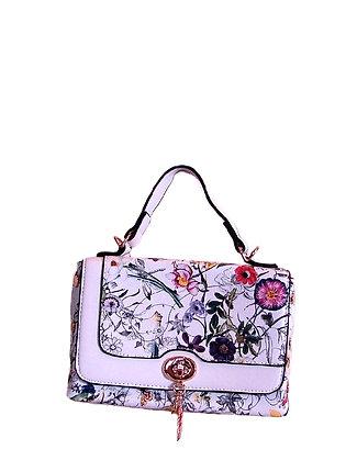 LBSW.129 - Floral Τσάντα Ώμου