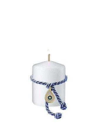 811.2902 - Κερί Κύλινδρος 5cm x 6cm Ματάκι