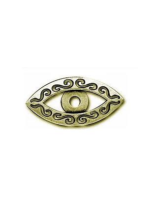 Μάτι Μεταλλικό 3.5cm x 6cm - 152814