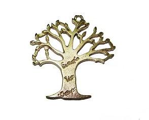 Δέντρο Ζωής Μεταλλικό 4cm x 3cm - 153083