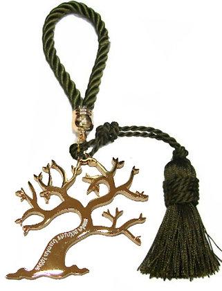022.3166 - Γούρι Portes Cles 20cm Με Δέντρο Ζωής
