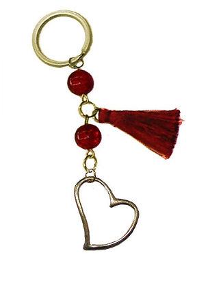 302.0576 - Portes Cles 12cm Με Καρδιά