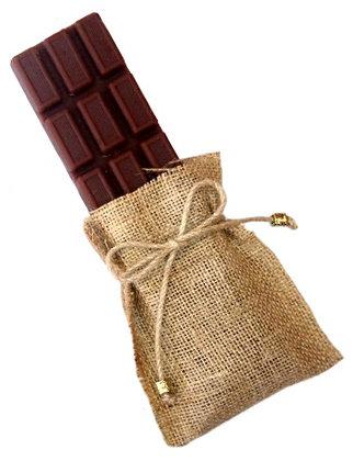 60.08 - Λαμπάδα Σοκολάτα 27cm