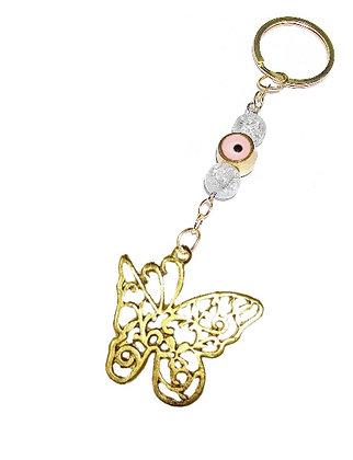 Μπρελόκ Παιδικό Πεταλούδα 16cm