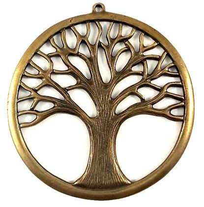 153019 - Δέντρο Ζωής Μεταλλικό 6cm x 6cm
