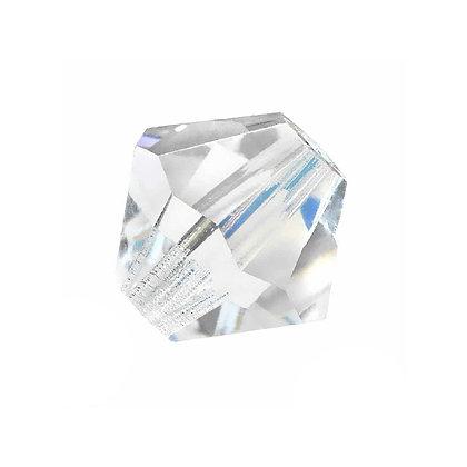 Preciosa® Χάντρα ZE Κωνική 6mm / Κορδόνι - BPC.0894