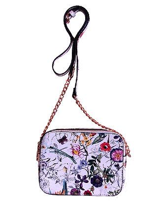 LBSW.128 - Floral Τσάντα Ώμου