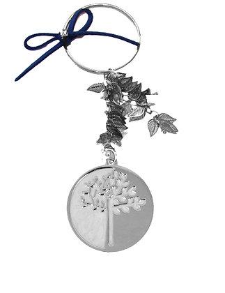 Γούρι Μπρελόκ 13cm Με Δέντρο Ζωής - 300.3103