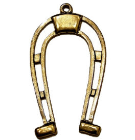 152463 - Πέταλο Μεταλλικό 8cm x 4cm
