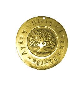 152769 - Κρίκος Ευχών Μεταλλικός 4cm