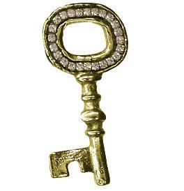 153076 - Κλειδί Μεταλλικό 7cm x 3.5cm