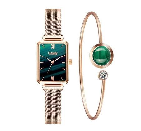 WWBR.211 - Γυναικείο Ρολόι Με Βραχιόλι.