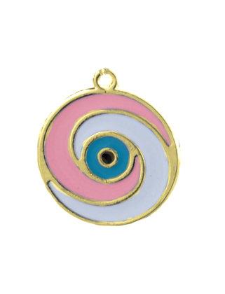 153115 - Μάτι Μεταλλικό 3cm x 3cm