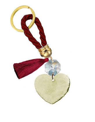 306.0500 - Portes Cles 12cm Με Καρδιά