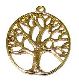 152897 - Δέντρο Ζωής Μεταλλικό 3.5cm x 3.5cm