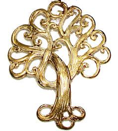 153018 - Δέντρο Ζωής Μεταλλικό 6cm x 5cm