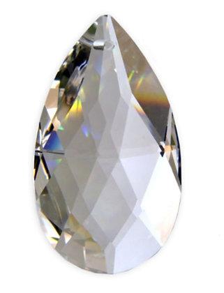 83.55.Clear - Κρύσταλλο Οβάλ 63mm