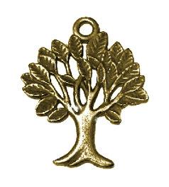 153013 - Δέντρο Ζωής Μεταλλικό 3.5cm x 3cm