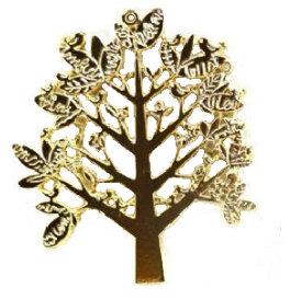 152480 - Δέντρο Ζωής Μεταλλικό 5cm x 4.5cm