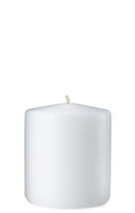 WCL.0910 - Κερί Κύλινδρος 9cm x 10cm.