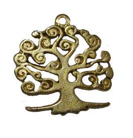 153178 - Δέντρο Ζωής Μεταλλικό 3.5cm x 3cm