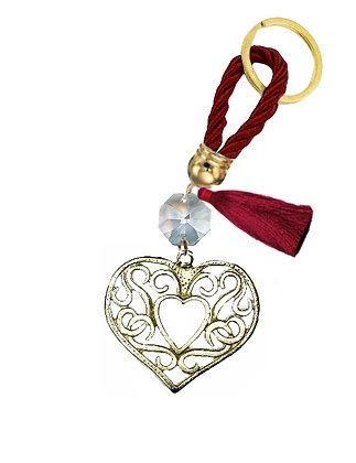 306.0646 - Portes Cles 12cm Με Καρδιά