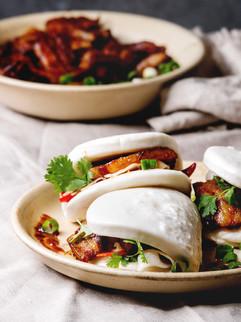 Pork Bao Bun