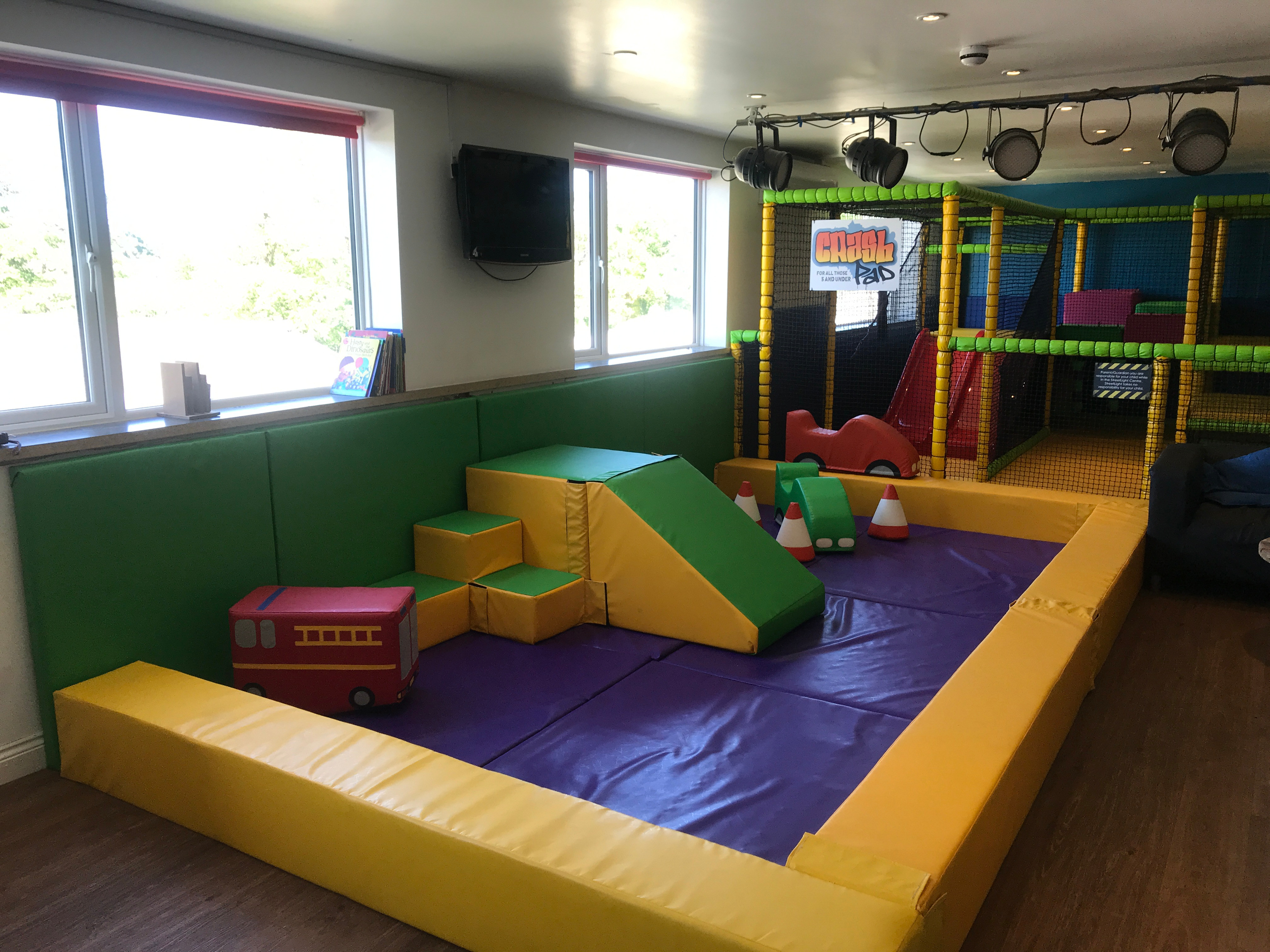 Soft Play Booking